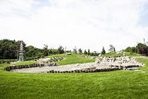 Japanse tuin aan Drie Fonteinen